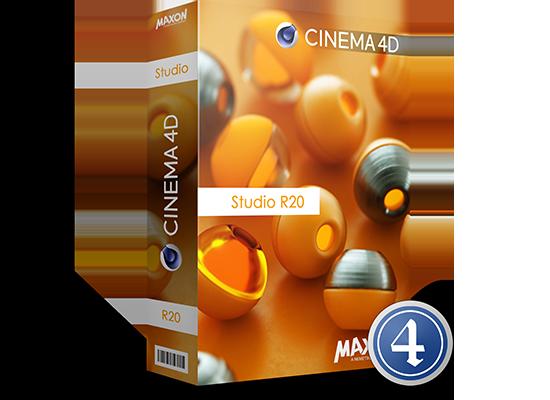 Maxon Cinema4D R20 059 Build RB272827 Multilingual Cracked-P2P